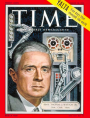 Thomas J Watson was the Chariman of the Board for IBM and in March 1955 he was the cover story for Time Magazine.